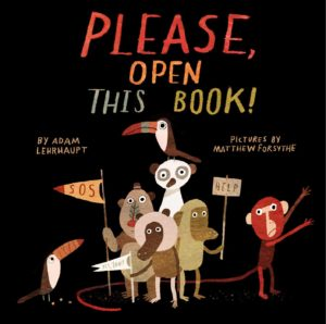 Please Open This Book by