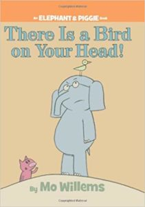 There is a Bird on Your Head