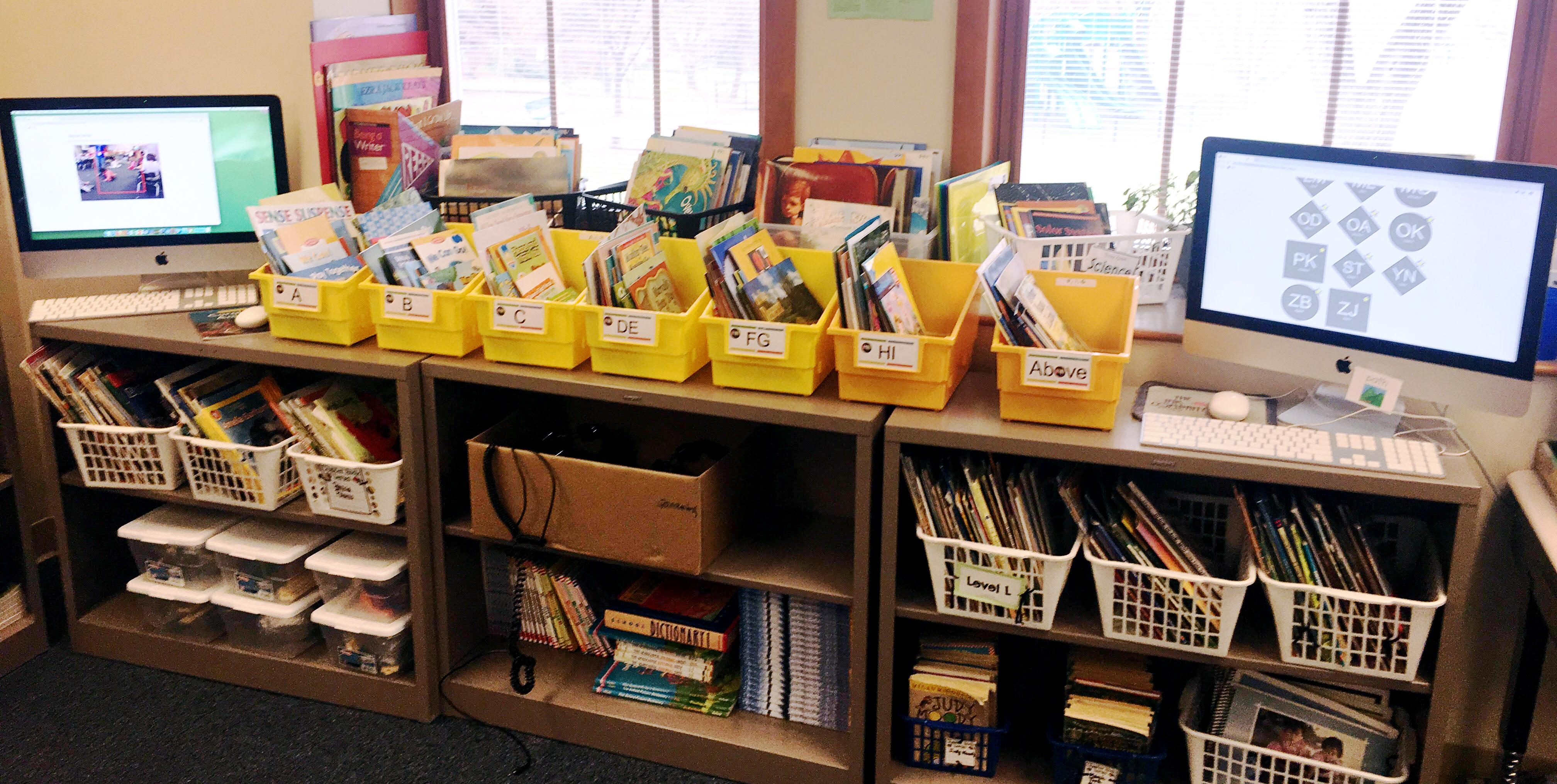 DELIVERING INFINITE BOOK SHELVES