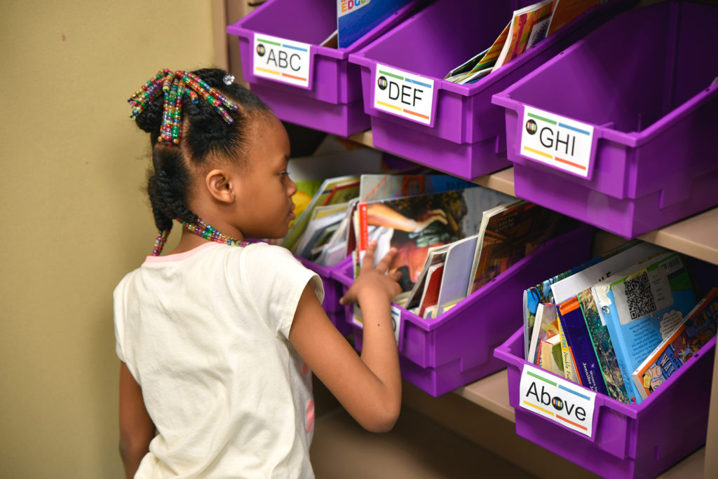 Not a Book Drive, a DIBS Drive:  Omaha Nonprofit Delivers Infinite Book Shelves to Area Schools